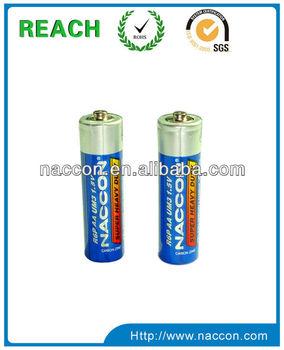 AA R6 carbon zinc Battery