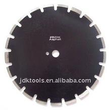 Laser Welding Diamond Saw Blade for Asphalt Cutting