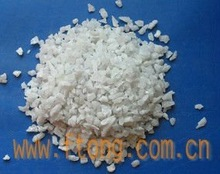 High grade abrasive&refractory material--White Aluminum Oxide--popular in Japan and Korea