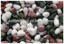 Five Colour Pebbles and Cobbles