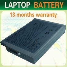 laptop battery for Inspiron 1100 Inspiron 5100 Latitude 100L HK fair