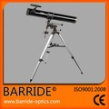 ( bm- 900114eq iii- m) 114mm reflector telescopio astronómico, telescopio skywatch