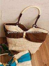 stock fashion summer straw bags.