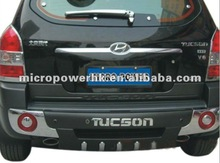 rear skid bar for Hyundai Tucson 2005-2011