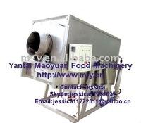 HYQ gas sunflower seeds roaster/roasting machine