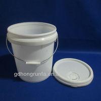 17L plastic bucket