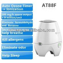 Home/Office Air Ionizer/freshener+air filter + Auto Ozone generator 30mins/press Kill Bacteria Eliminate Odor Remove Smoke