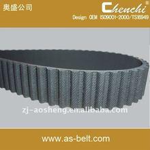 AOSHENG,ROYALINK Machinery conveyors automotive timing belt/industrial rubber belt OEM(330LA075)