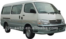 6-12 seats,Middle roof, flat nose, passenger van(GDQ6480A1B)