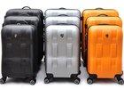 hard plastic trolley case travel luggage bag high quality
