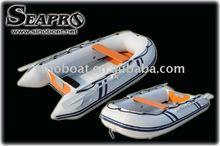 inflatable aluminium boat