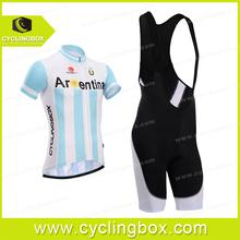 2014 cyclingbox hombres ciclismo ropa y pantalones cortos con babero