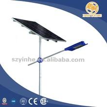 Solar Street lamp CE 30W LED 6m pole