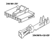 3818H-XXPin 2.54mm pitch F.F.C Housing