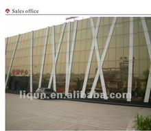 Successful Steel structure case- Exhibition hall