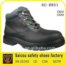 Fábrica industrial del trabajo de los zapatos de Guangzhou (SC-8851)