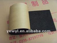 rubber foam sponge