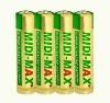 Foil Battery Alkaline LR03 AAA Dry Battery