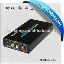 RCA/S-Video to HDMI converter