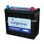 Lead Acid Automotive battery used car battery MF N70Z