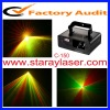 beautiful color C-150 RGY Laser Lighting