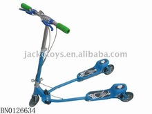 Kid's frog swing scooter,Children scooter