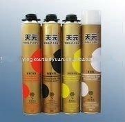 Environmental Construction Adhesives polyurethane foam sealant for sealing for precast concrete walls