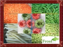 New season frozen vegetables