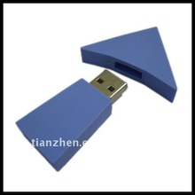 Promotional PVC Arrow USB flash drive USB card