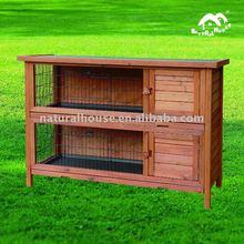 Item no.RHT-1364 - Popular Custom Wooden Rabbit Hutch