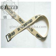 elastic safety strap/ luggage webbing belt