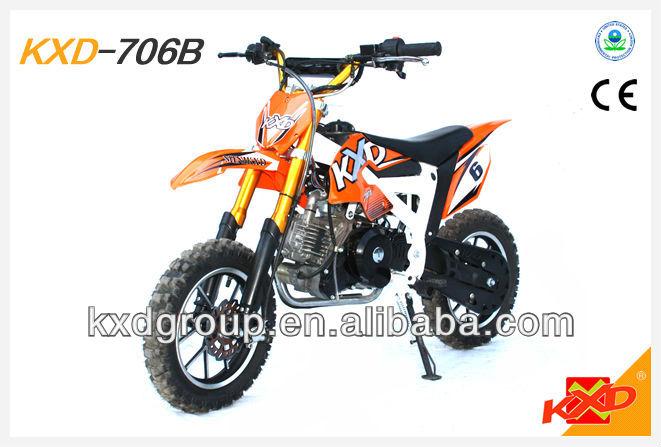 New model top quality mini 50cc four stroke dirt bike