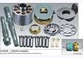 pompe hydraulique pièces de rechange pelle pièces