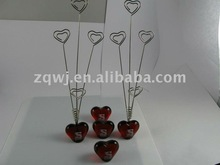 metal memo clip for wedding, birthday, sports and entertainment