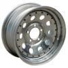 "16"" Chrome Wheels 4x4 Off Road Steel Wheel Rims"