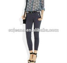 GZY OEM innovative denim innovative latest design jeans pants