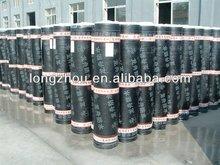 PE Flat Waterproof Modified Bitumen Rolls for Roof