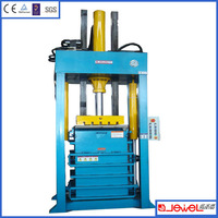 Pressing Baling Machine for Used Clothing