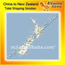 20ft shipping container from China to Tauranga,New Zealand