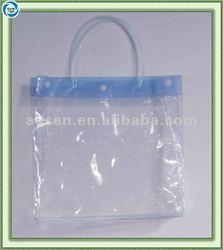 PVC Personalized tote bag