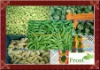 Organic iqf vegetables
