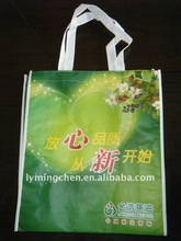Fashion non woven laminated bag
