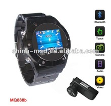 Christmas Promotion Gift(OEM) Watch Cell Quad Band Touch Screen FM, Camera, Mp3, Mp4