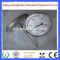 Wss acciaioinossidabile termometri bimetallici 0-200c con