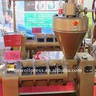 cocunuts oil press processing machine