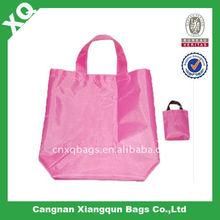 Eco polyester shopping folding bag