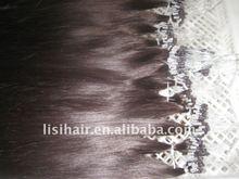 Wholesale virgin russian micro-ring hair extension