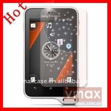 Diamond LCD protective film for Sony Ericsson Xperia active