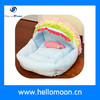 luxury princess indoor covered pet dog house bed covers wholesale - info@hellomoon.cn