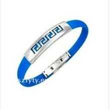 2012 New hot sell silicone energy bracelet